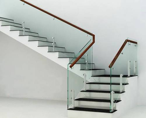 Các kiểu cầu thang gỗ đẹp và hiện đại, nhà có tiền phải làm ngay-1