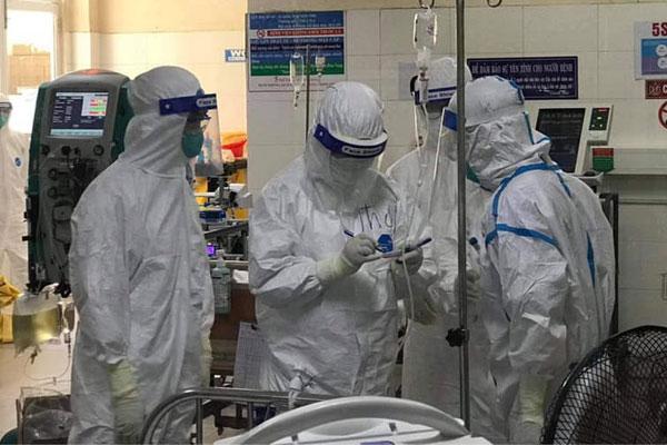 Ca bệnh Covid thứ 18 tử vong tại Việt Nam-1