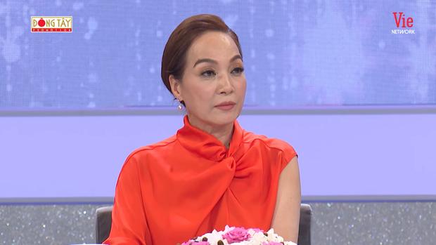 """NSND Lê Khanh kể chuyện phát hiện người yêu 9 năm ngoại tình, quyết chia tay vì thái độ khôn ngoan của Tuesday""""-1"""