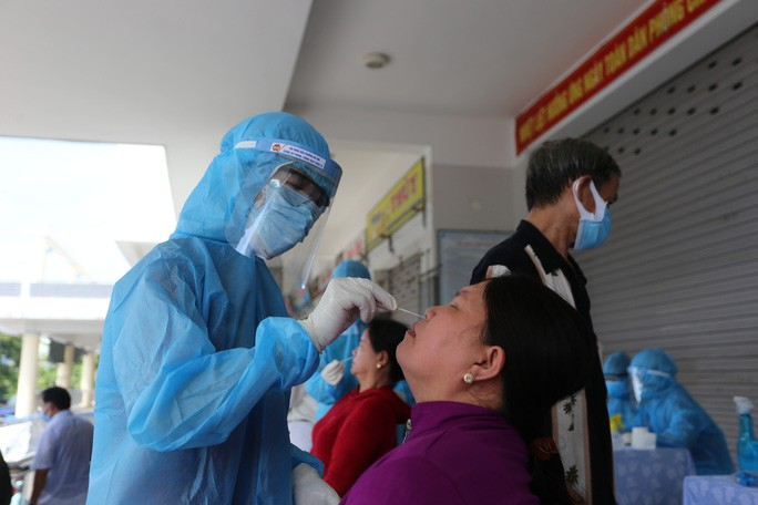 Lịch trình 2 ca Covid-19 mới ở Quảng Nam: Lây nhiễm từ người thân-1