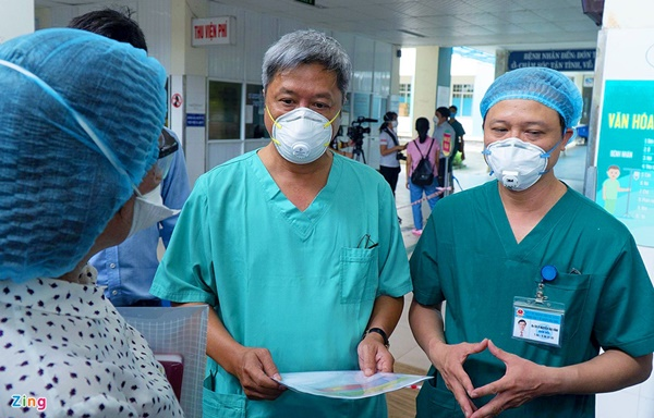 Kỷ lục số bệnh nhân Covid-19 xuất viện trong một ngày ở Đà Nẵng-3