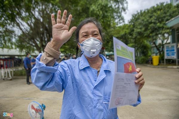Kỷ lục số bệnh nhân Covid-19 xuất viện trong một ngày ở Đà Nẵng-5