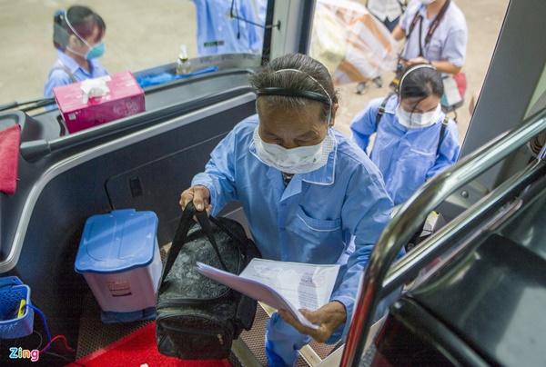 Kỷ lục số bệnh nhân Covid-19 xuất viện trong một ngày ở Đà Nẵng-7
