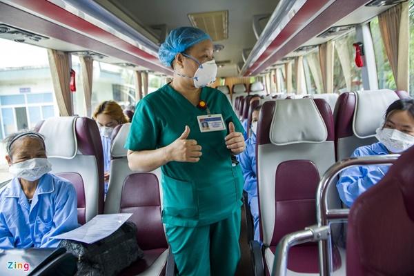 Kỷ lục số bệnh nhân Covid-19 xuất viện trong một ngày ở Đà Nẵng-8