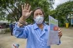 Kỷ lục số bệnh nhân Covid-19 xuất viện trong một ngày ở Đà Nẵng