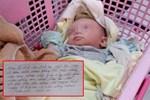 Vụ đi bẫy chuột, thấy bé sơ sinh bị bỏ rơi: Bức thư nữ sinh viên bỏ con viết gì?