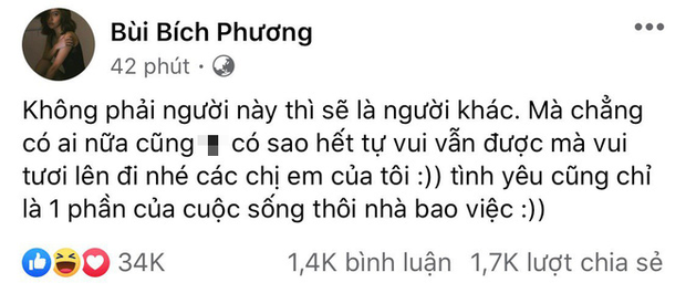 Bích Phương - Quỳnh Thư gây chú ý khi nói về kẻ phụ bạc: Đàn ông là niềm vui, nhưng không vui thì không phải người đàn ông này-1