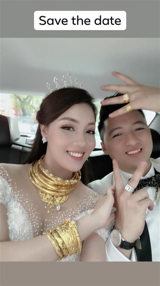 Từng là nàng công chúa được nâng niu trong đám cưới xa hoanhưng cuối cùng Âu Hà My vẫn bị chồng bạc bẽo phụ tình-9