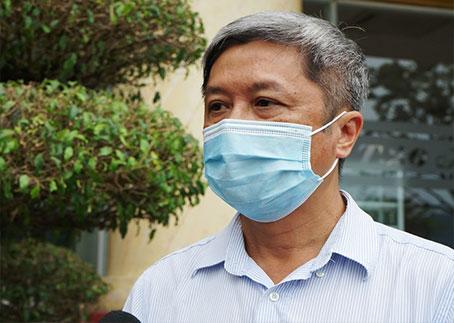 Thứ trưởng Bộ Y tế: Bệnh lý nền và sự xâm nhập của SARS-CoV-2 khiến bệnh nhân trở nặng rất nhanh-1