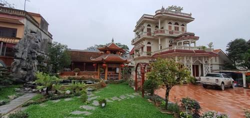 Chiêm ngưỡng căn nhà 2600m2 có nội thất độc nhất vô nhị ở ngoại thành Hà Nội-1