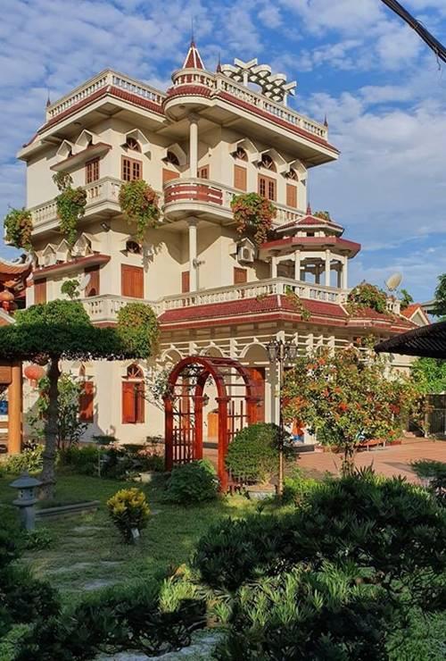 Chiêm ngưỡng căn nhà 2600m2 có nội thất độc nhất vô nhị ở ngoại thành Hà Nội-2