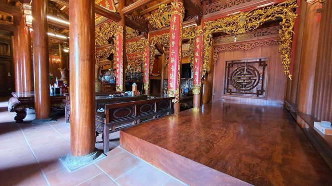 Chiêm ngưỡng căn nhà 2600m2 có nội thất độc nhất vô nhị ở ngoại thành Hà Nội-4