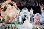 Từng là nàng công chúa được nâng niu trong đám cưới xa hoanhưng cuối cùng Âu Hà My vẫn bị chồng bạc bẽo phụ tình