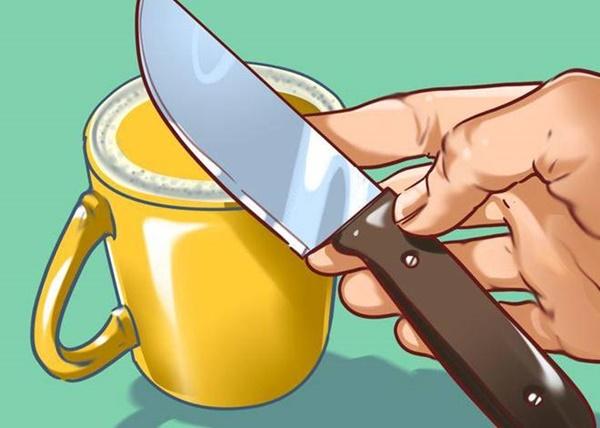 Mẹo cực hay khi nấu ăn: Tách lòng đỏ trứng, mài dao, khử mùi tủ lạnh dễ như ăn kẹo-7