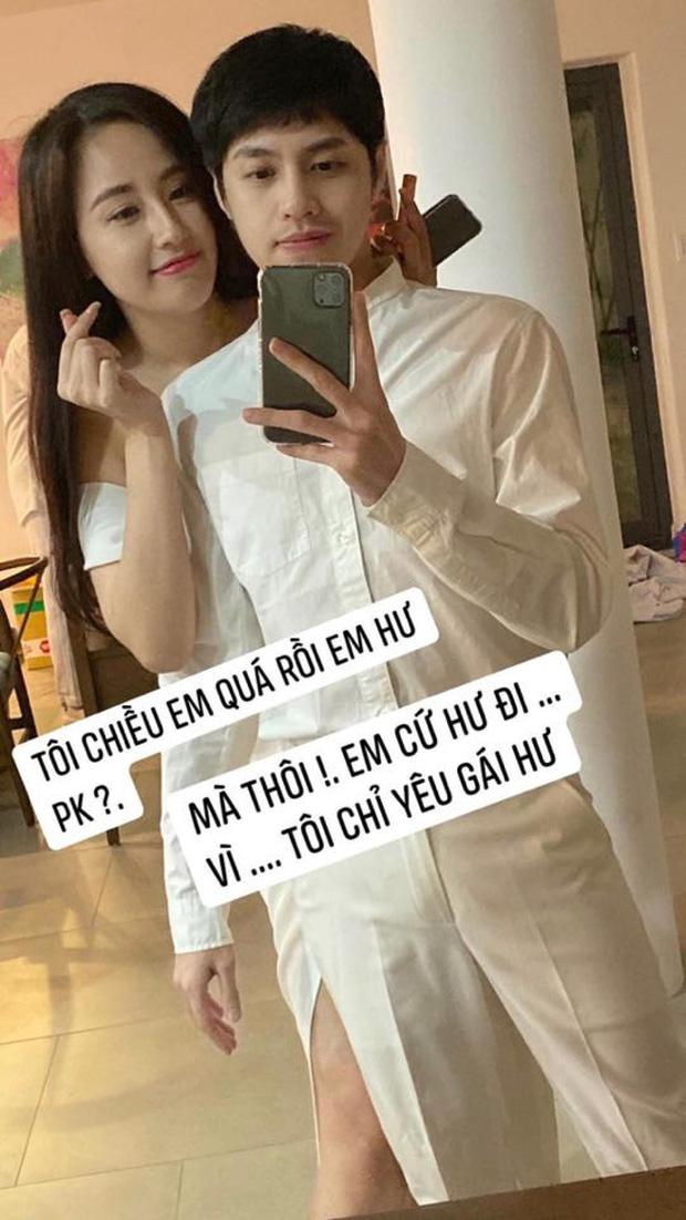 """Nửa đêm, Mai Phương Thuý công khai mình và Noo Phước Thịnh là đôi vợ chồng"""", nam ca sĩ liền hưởng ứng-4"""