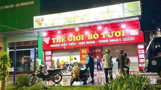 Khẩn: Hà Nội tìm kiếm những người từng đến nhà hàng Thế giới bò tươi ở Hải Dương-1