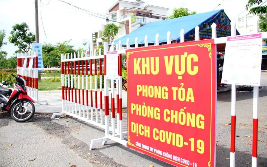 4 huyện, thị của Quảng Nam tiếp tục cách ly xã hội từ 0 giờ ngày 15/8-1