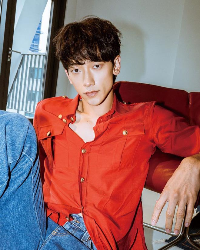 Kim Tae Hee dùng chồng như phá: Bi Rain lộ gương mặt gầy xọp, mặt hốc hác đến mức đáng lo-5