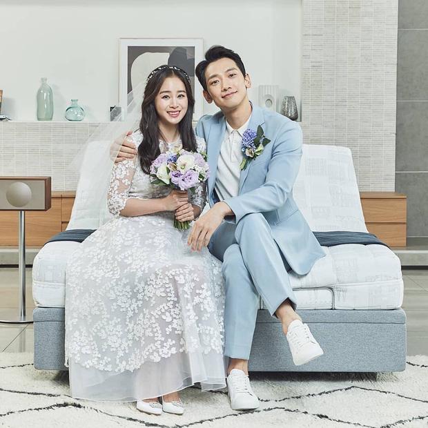 Kim Tae Hee dùng chồng như phá: Bi Rain lộ gương mặt gầy xọp, mặt hốc hác đến mức đáng lo-9