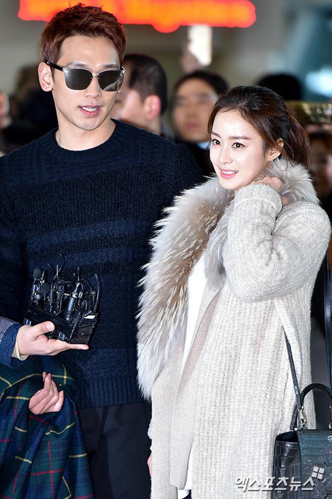 Kim Tae Hee dùng chồng như phá: Bi Rain lộ gương mặt gầy xọp, mặt hốc hác đến mức đáng lo-11
