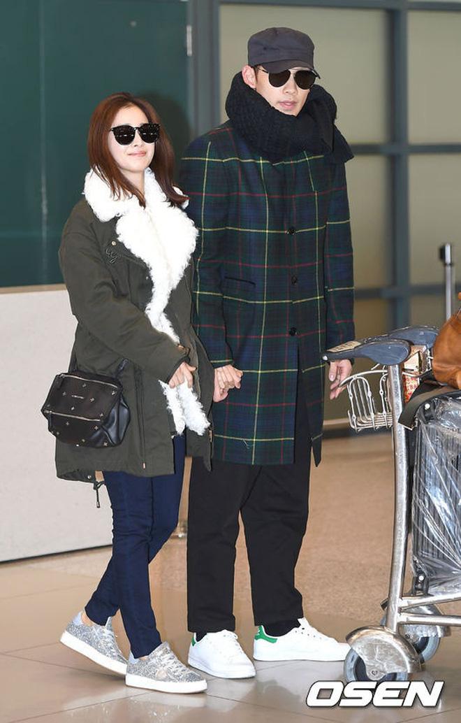 Kim Tae Hee dùng chồng như phá: Bi Rain lộ gương mặt gầy xọp, mặt hốc hác đến mức đáng lo-10