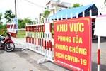 4 huyện, thị của Quảng Nam tiếp tục cách ly xã hội từ 0 giờ ngày 15/8