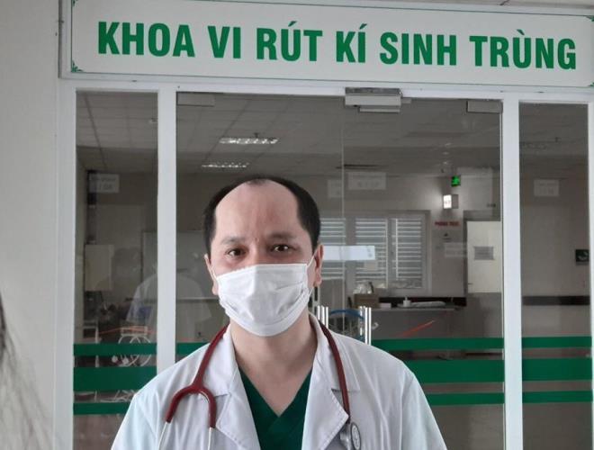 Sức khỏe bệnh nhân 867 từng đến quán bia Lộc Vừng ở Hà Nội hiện ra sao?-1