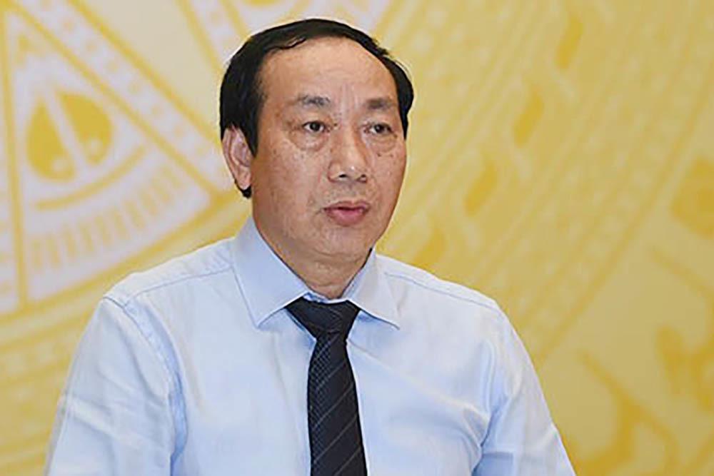 Khởi tố cựu Thứ trưởng Bộ GTVT Nguyễn Hồng Trường-1