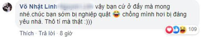 Chỉ vì an ủi Âu Hà My, bà xã Phan Văn Đức bị cà khịa: Trông chồng mày đi kẻo phốt-3