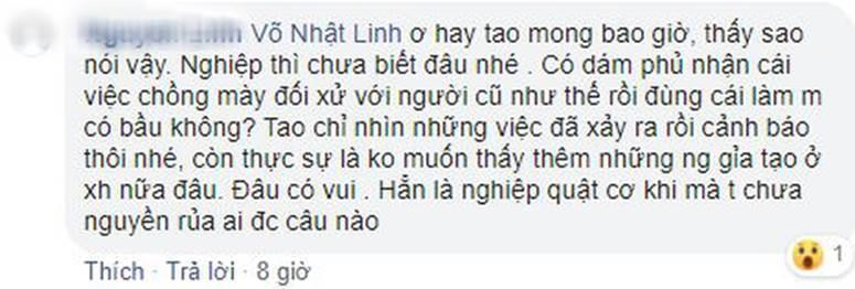 Chỉ vì an ủi Âu Hà My, bà xã Phan Văn Đức bị cà khịa: Trông chồng mày đi kẻo phốt-4