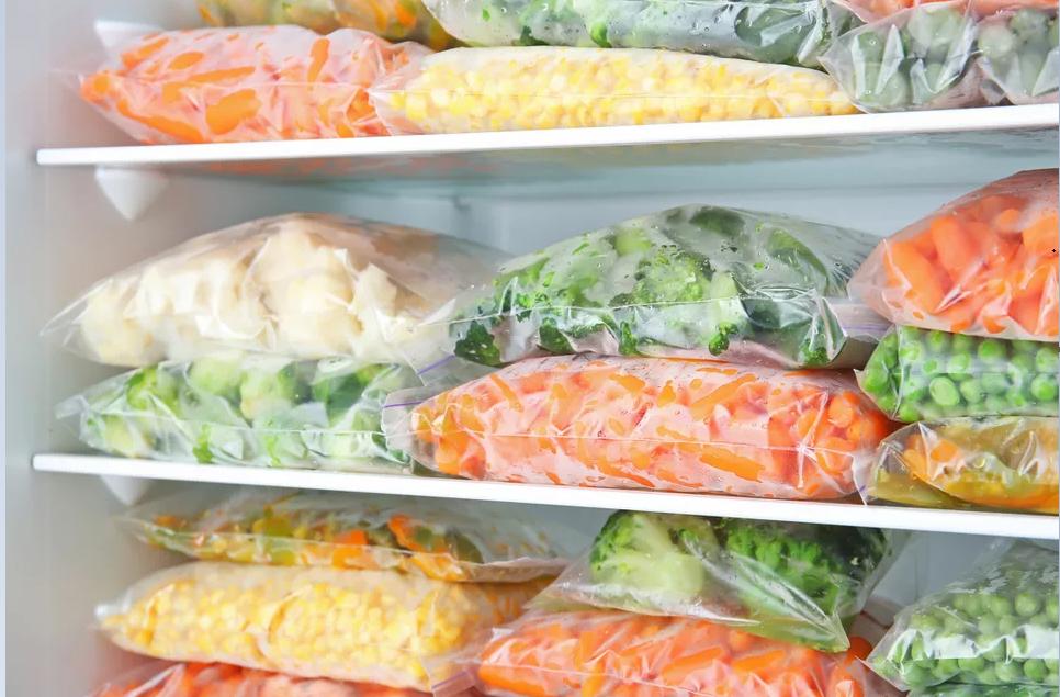 Cách bảo quản rau củ trong ngăn đá tủ lạnh vẫn đảm bảo tươi ngon, đầy đủ chất dinh dưỡng-5