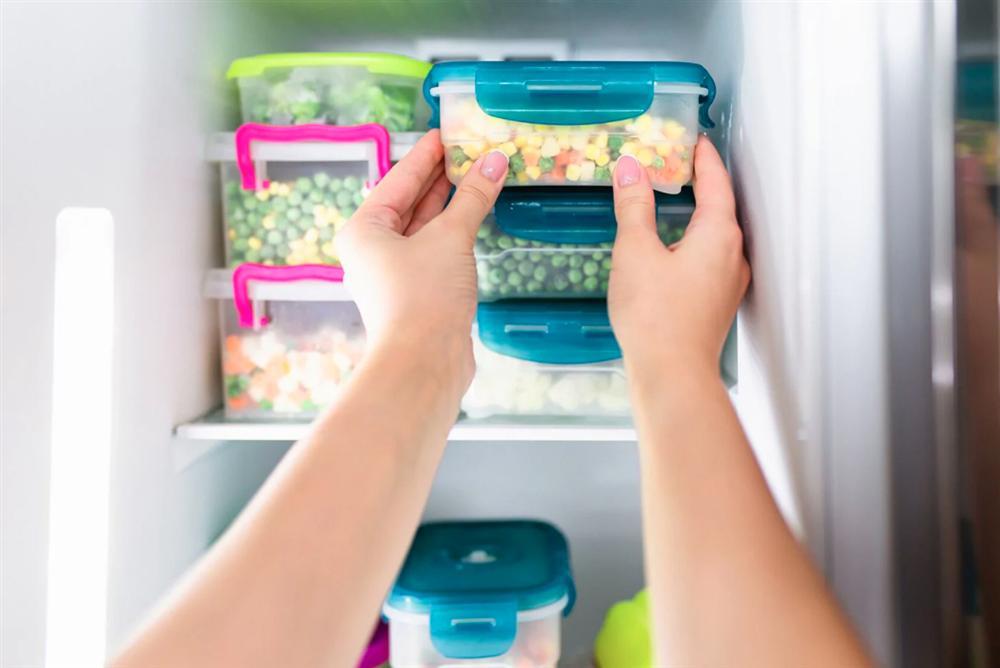 Cách bảo quản rau củ trong ngăn đá tủ lạnh vẫn đảm bảo tươi ngon, đầy đủ chất dinh dưỡng-1