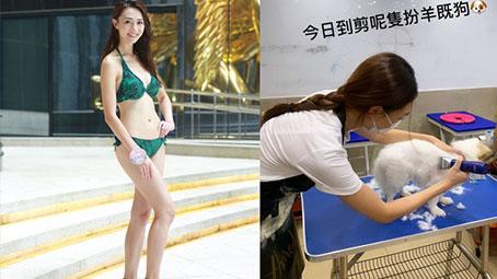 Hoa hậu Hong Kong 2019 thất nghiệp sau khi đăng quang-2