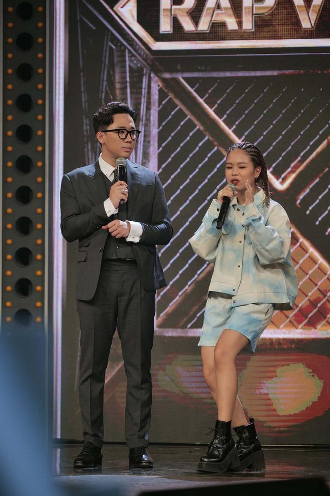 Rap Việt: Xuất hiện thí sinh nữ đầu tiên vừa cá tính chất chơi lại thêm profile khủng-2