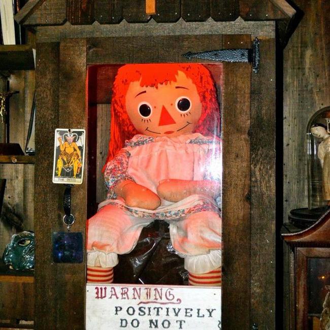 Thực hư thông tin búp bê Annabelle đột ngột biến mất khỏi bảo tàng khiến dân mạng lo sốt vó, sợ bị tìm đến gây xôn xao MXH vài giờ qua-4