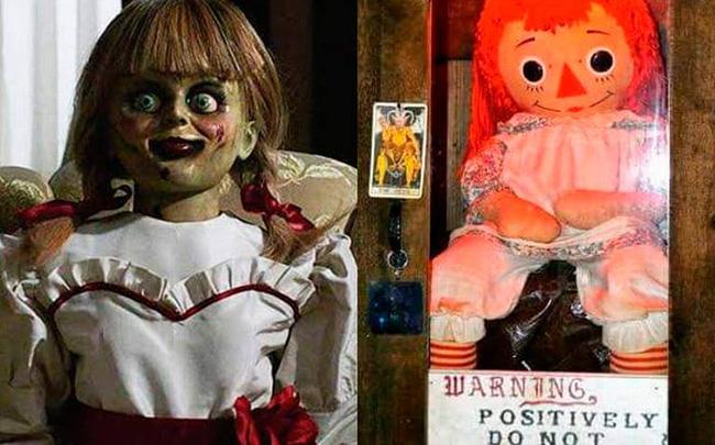 Thực hư thông tin búp bê Annabelle đột ngột biến mất khỏi bảo tàng khiến dân mạng lo sốt vó, sợ bị tìm đến gây xôn xao MXH vài giờ qua-1