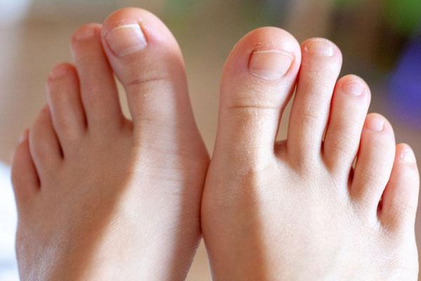 Muốn biết tuổi thọ bản thân hãy nhìn xuống bàn chân