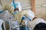 BV Bệnh Nhiệt đới Trung ương: 3 bệnh nhân COVID-19 tiến triển rất nặng, BN812 bị tổn thương 70% chức năng phổi