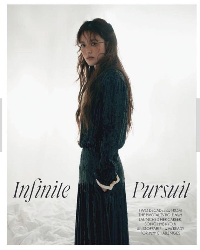 Ngọc Trinh khiến netizen ngẩn ngơ vì quá xinh trong loạt ảnh phong cách mới, nhưng sao na ná Song Hye Kyo thế này?-7
