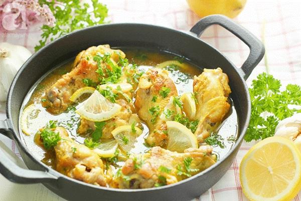 Gà chiên gà kho ăn mãi cũng chán, đổi món với gà nấu chanh đảm bảo cả nhà ngạc nhiên vì quá lạ quá ngon!-6
