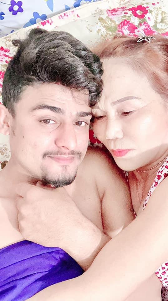 Sau lùm xùm bị hàng xóm tố, chú rể Pakistan đột nhiên đăng ảnh giường chiếu táo bạo, con gái cô dâu 65 tuổi tiết lộ điều bất ngờ-2