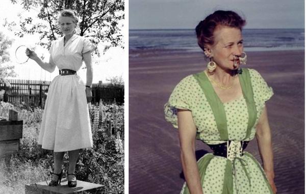 Người phụ nữ chiều chồng nhất lịch sử nhân loại và hành trình hơn 10 năm đau đớn để sở hữu vòng eo 33cm cùng một diện mạo kỳ dị-4
