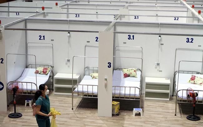 Nữ công an Đà Nẵng từng chốt trực bệnh viện dã chiến Tiên Sơn mắc COVID-19, tiếp xúc nhiều đồng nghiệp-1