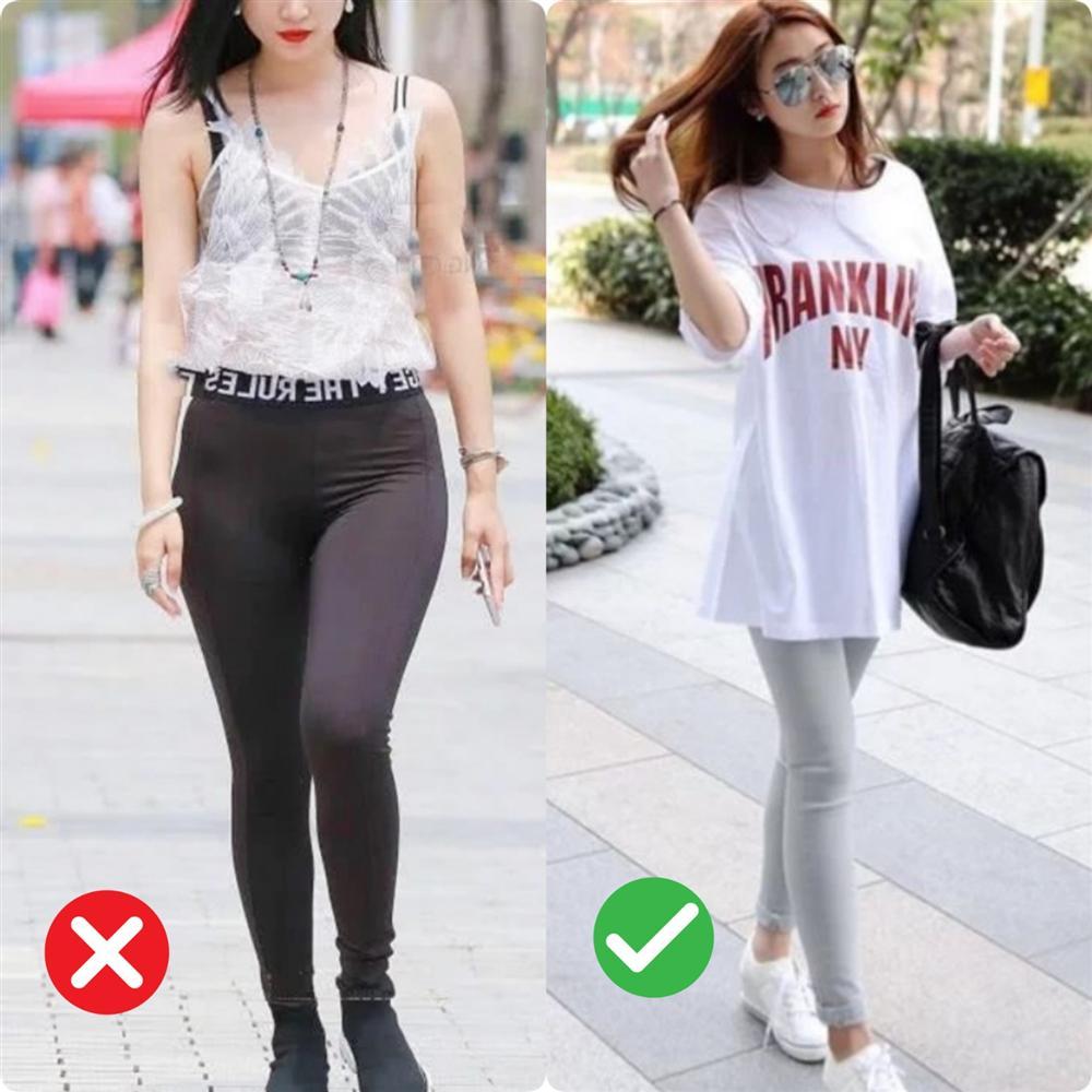 Kiểu quần thị phi chị em đừng cố mặc ra đường vì chỉ thấy phản cảm-5