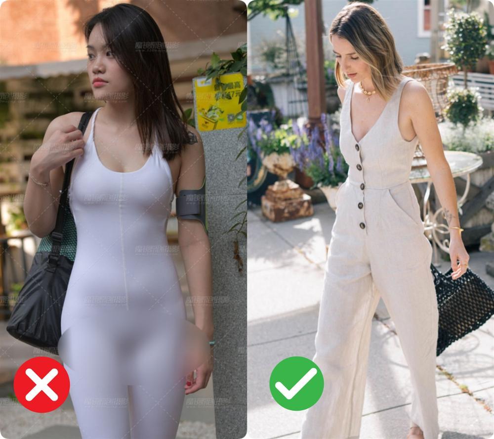 Kiểu quần thị phi chị em đừng cố mặc ra đường vì chỉ thấy phản cảm-6