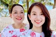 Nhan sắc U60 gây ngỡ ngàng của mẹ ruột hot mom Ly Kute: Đã là bà ngoại nhưng vẫn trẻ đẹp thon thả, đi cùng con gái luôn bị nhầm là chị em