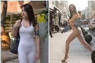 Kiểu quần 'thị phi' chị em đừng cố mặc ra đường vì chỉ thấy phản cảm