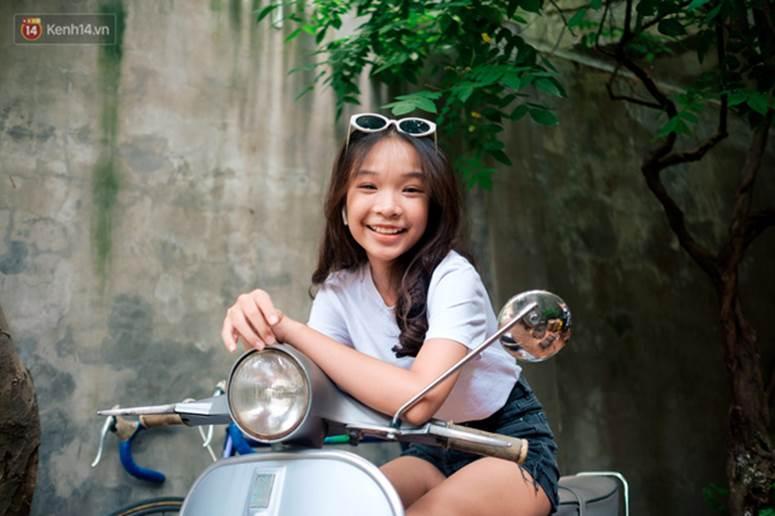 Thiên Thư - tiểu thư 13 tuổi đã có 4 năm làm YouTuber: Ít bạn bè vì nổi tiếng, tự kiếm tiền đóng học phí trường quốc tế-1