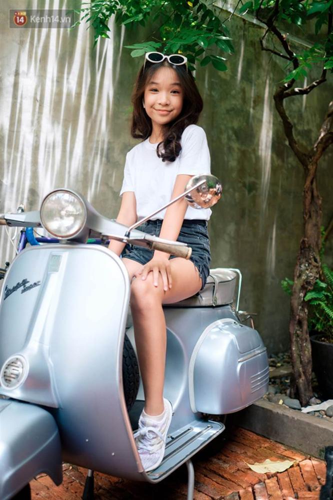 Thiên Thư - tiểu thư 13 tuổi đã có 4 năm làm YouTuber: Ít bạn bè vì nổi tiếng, tự kiếm tiền đóng học phí trường quốc tế-2