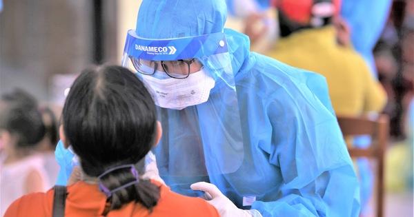 Nữ nhân viên Trung tâm Kiểm soát bệnh tật Quảng Nam mắc Covid-19 từng đến Đà Nẵng hơn 1 tháng trước, cùng gia đình dự đám cưới, đi siêu thị-1